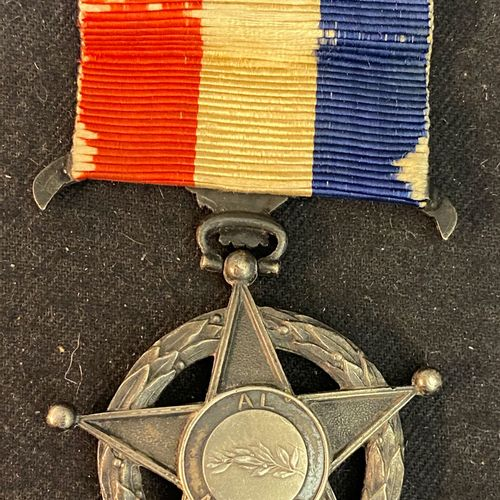 Chile Medal of Merit, created in 1906, transformed into the Order of Merit in 19…
