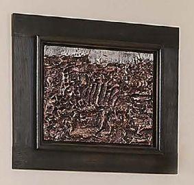 Jean DUBUFFET (1900 1985) Petit paysage baroque, couleur de hareng grillé, 1952 …