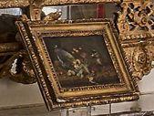 Jan van KESSEL le JEUNE (Anvers 1654 Madrid 1708) Nature morte de fruits avec co…