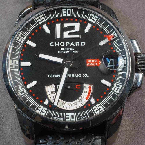 CHOPARD. MILLE MIGLIA. GTXL (Gran Turismo power reserve), réf. 16/8457. Chronomè…