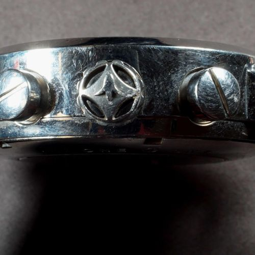 GIO MONACO Modèle One O One, chronographe homme boîtier acier inoxydable 45 mm, …