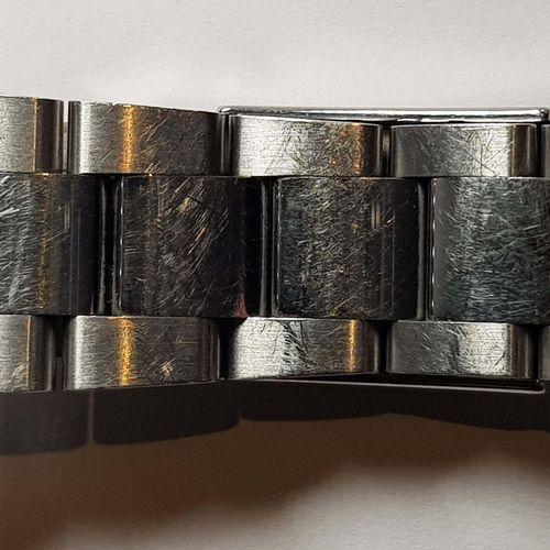 ROLEX GMT MASTER II 'BATMAN' des années 2010. Réf. 116710 BLNR. Boîtier acier 4…