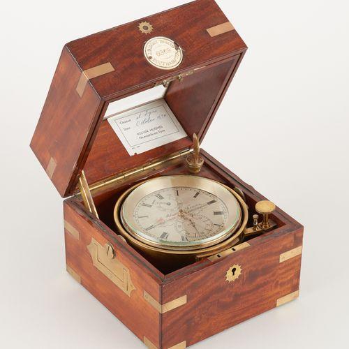 J. Blount Thomas (Travail anglais) Instrument scientifique: Chronomètre de marin…