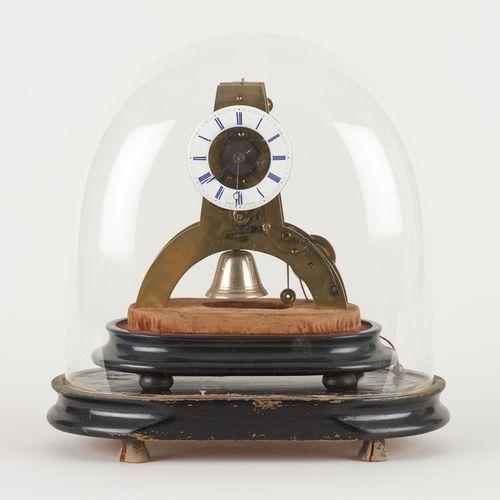 Robert Robin, travail français d'époque Louis XVI. Horlogerie: Pendulette à pose…