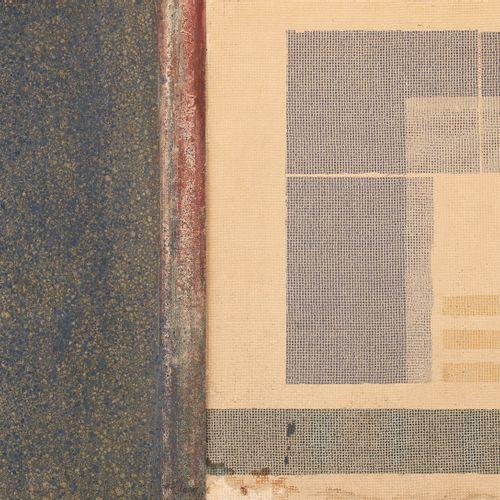 Richard LUCAS École belge (1925 1977) Huiles sur toile (lot de deux): Compositio…