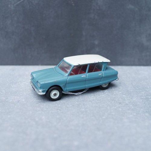 CIJ : Compagnie Industrielle du jouet CIJ : Citroën Ami 1962