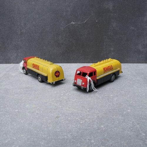 CIJ : Compagnie Industrielle du jouet CIJ : Ensemble de 2 Panard 4HL 1948