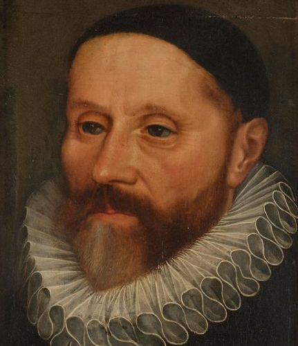 17th century HOLLAND schoolPretended portrait of William of OrangeOak panel , on…