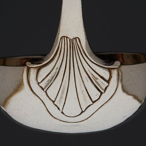 VALENCIENNES 1787 A large ladle in silver Master silversmith: ID