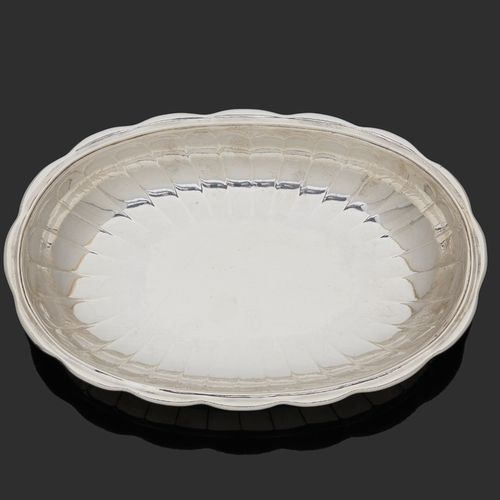 LILLE 1723 1725 A small basin in silver Master silversmith: Vincent MAHIEU
