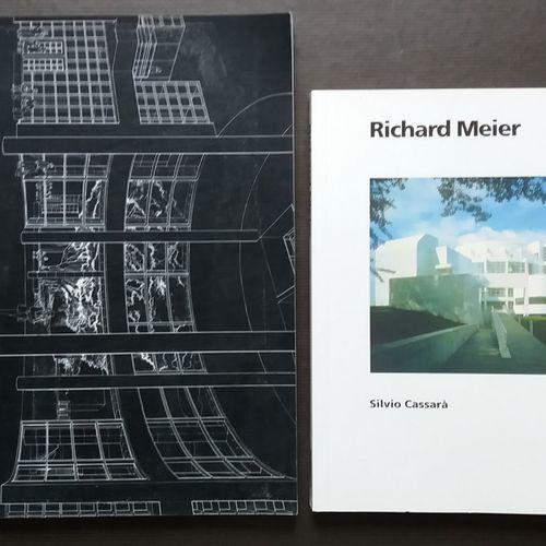 [ARCHITECTURE MEIER, RICHARD] 4 ouvrages sur Richard Meier. *Richard Meier. Muse…