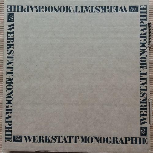 [ART JANSCHKA, FRITZ] 1 ouvrage en tirage de tête, avec 3 lithographies signées.…