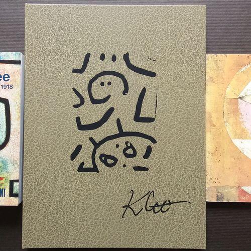 [ART KLEE, PAUL] Lot de 6 ouvrages sur Paul Klee. *Paul Klee. Par Philippe Comte…