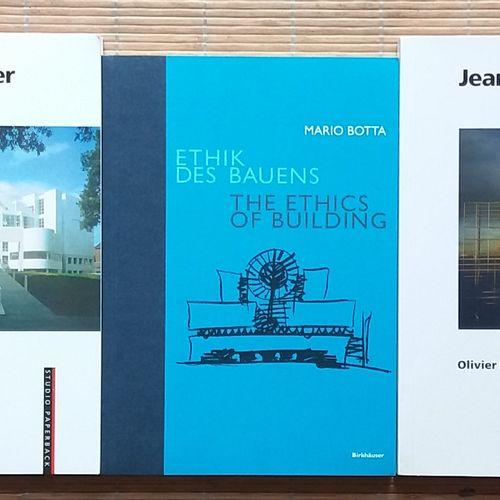 [ARCHITECTURE MONOGRAPHIES] 5 ouvrages monographiques d'architectes *Alvaro Siza…