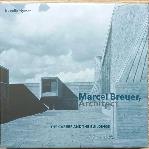 [ARCHITECTURE BREUER, MARCEL] 1 ouvrage sur Marcel Breuer. *Marcel Breuer, Archi…