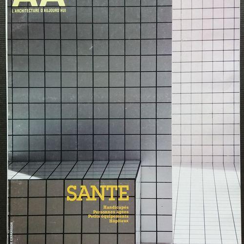 [ARCHITECTURE MAGAZINES] 16 magazines d'architecture, brochés. *Global Architect…
