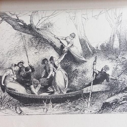 [AQUARELLES] 1 catalogue d'exposition. *Société d'aquarellistes français 1879. P…