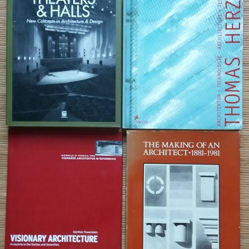 [ARCHITECTURE] Lot de 10 volumes, en anglais. *Single Family Housing. The Privat…
