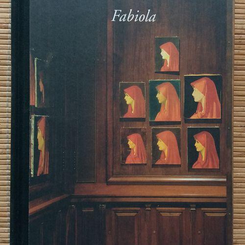 [ART HENNER, JEAN JACQUES & others] 1 ouvrage. *Fabiola. Par Francis Alÿs. Dia A…
