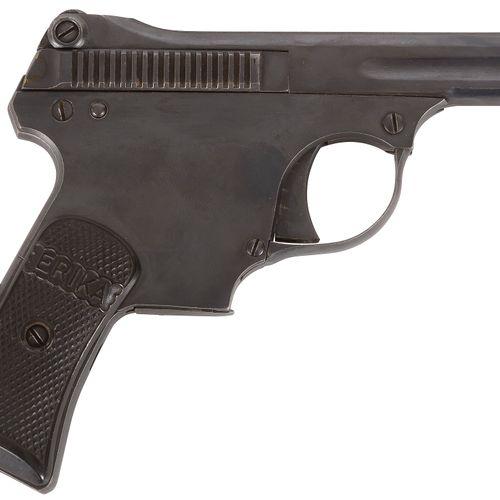 Petit pistolet semi automatique « Franz Pfannel Erika », 6 coups, calibre 4,25 m…