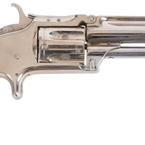 Revolver Smith & Wesson N° 11 / 2 Second Issue (New Model), cinq coups, calibre …
