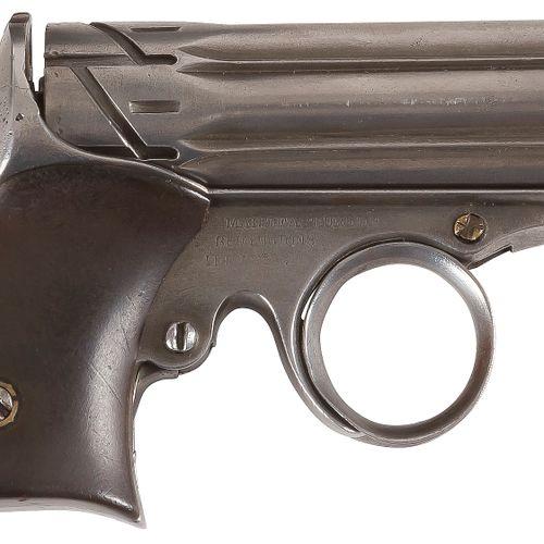 Revolver Deringer « Remington Elliot Zig Zag », double action, six coups, calibr…
