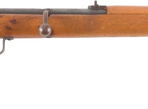 Carabine à verrou « Venus Mars 100 », à air comprimé, un coup, calibre 8 mm Cano…