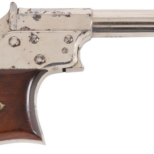 Pistolet Remington Vest Pocket Pistol, un coup, calibre 41 à percussion annulair…