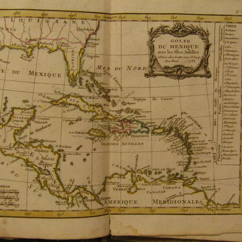 Atlas de Lattré, Petit atlas moderne ou collection de cartes... Paris, Lattré, 1…