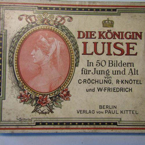 ENFANTINA] Set of 2 vol. In 8 oblong polychrome cloth publisher, in German: Der …