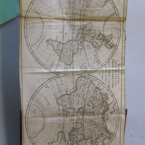 Abrégé portatif du dictionnaire géographique de la Martinière. Paris, 1770, In 1…