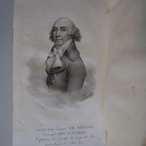 LOUIS XVIII] Relation d'un voyage à Bruxelles et à Coblenz (1791). Baudouin Frèr…