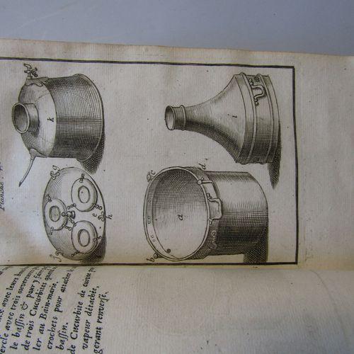 Nicolas Lemery D.M., Cours de Chymie, Paris, chez Estienne Michallet, 1745, 1 vo…