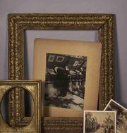 photographies, matériel photographique de collection, cadres anciens et modernes