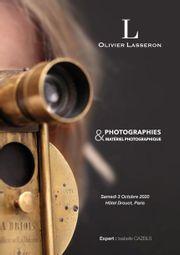 matériel photographique, photographies