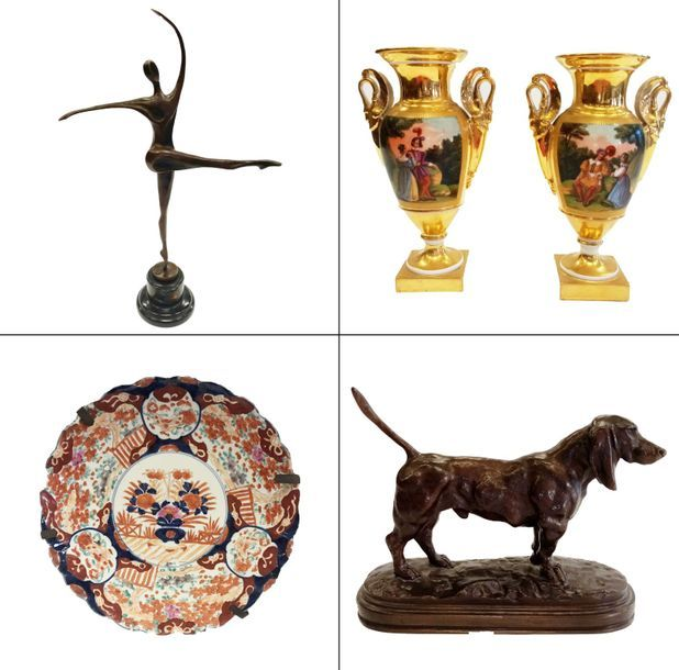 Belle Vente Courante, mobilier, bibelots, tableaux...