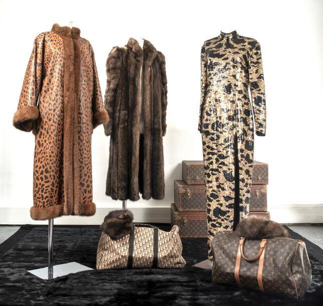 Fourrures - Haute Couture - Mode - Accessoires