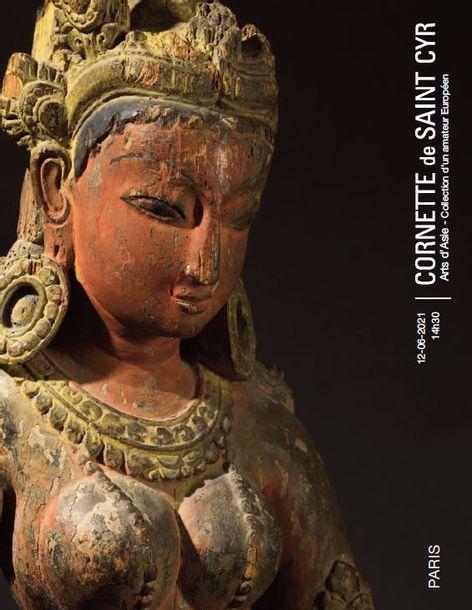 ARTS D'ASIE : COLLECTION D'UN GRAND AMATEUR