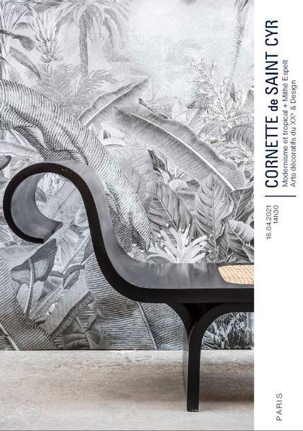 Modernisme et tropical + Mithé Espelt - Arts décoratifs du XXe & Design