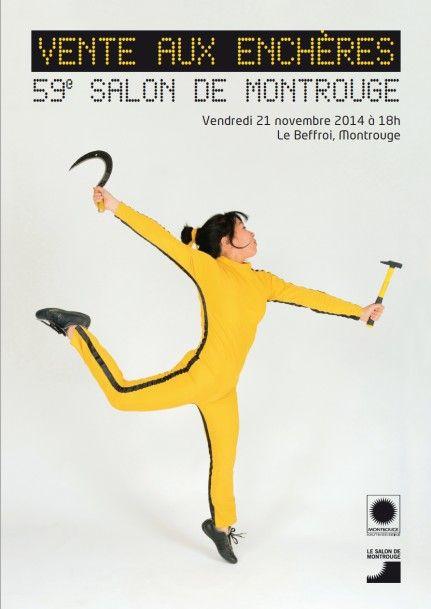 Art Contemporain – Oeuvres d'artistes du 59ème salon de Montrouge