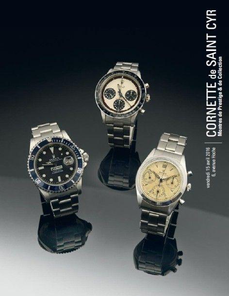 Montres de Prestige & de Collection