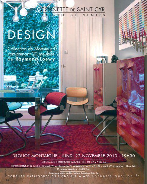 Drouot Montaigne - Design - 1950-2010