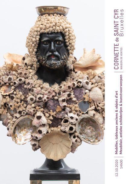 MOBILIER, TABLEAUX ANCIENS & OBJETS D'ART
