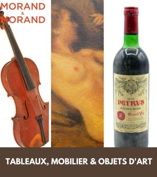 After Sale TABLEAUX, MOBILIER, OBJETS D'ART & BIJOUX
