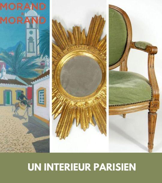 UN INTERIEUR PARISIEN