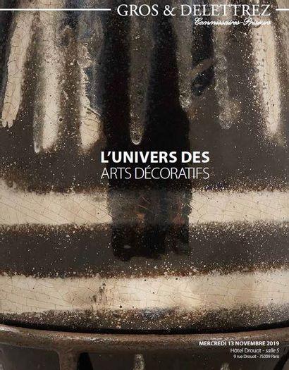 L'UNIVERS DES ARTS DÉCORATIFS