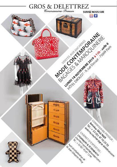 Mode Contemporaine, bagages et maroquinerie