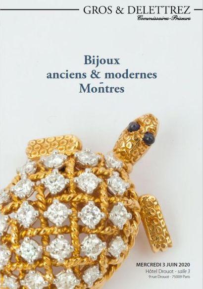 Bijoux</br>Anciens & Modernes - Montres