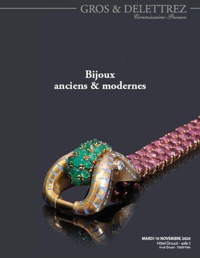 [VENTE MAINTENUE] Bijoux anciens & modernes - Montres
