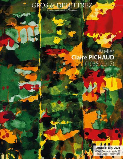 Claire PICHAUD's workshop (1935-2017)